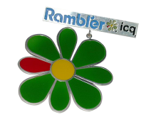 Медаль Rambler ICQ - Art4You