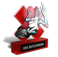 Приз NIKE BATTLEGROUND