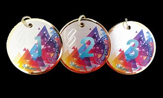изготовление медалей по индивидуальному заказу